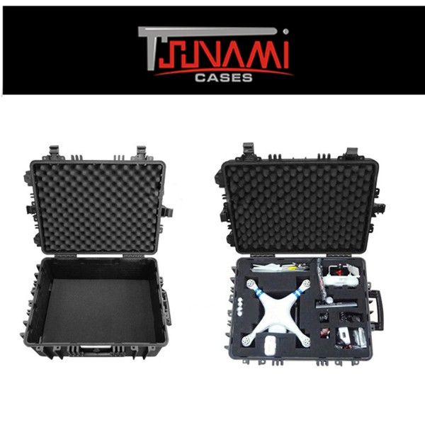 New Shockproof Hard Plastic Professional Dji Phantom 3 Case