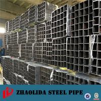 Top product fence panels square steel tube8