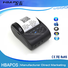 58mm thermal receipt printer bluetooth printer for pos system