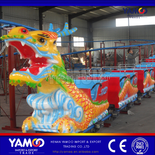 2016 NEW DESIGN Small Amusement Park Trains For Sale