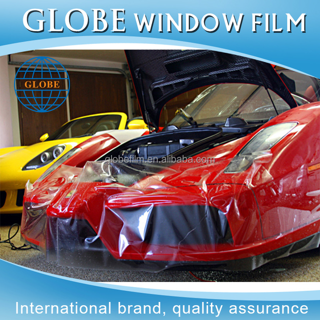 TPU car paint protection film camouflage car wrapping foil