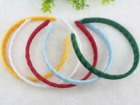 2015 New products headband,solid color hair band