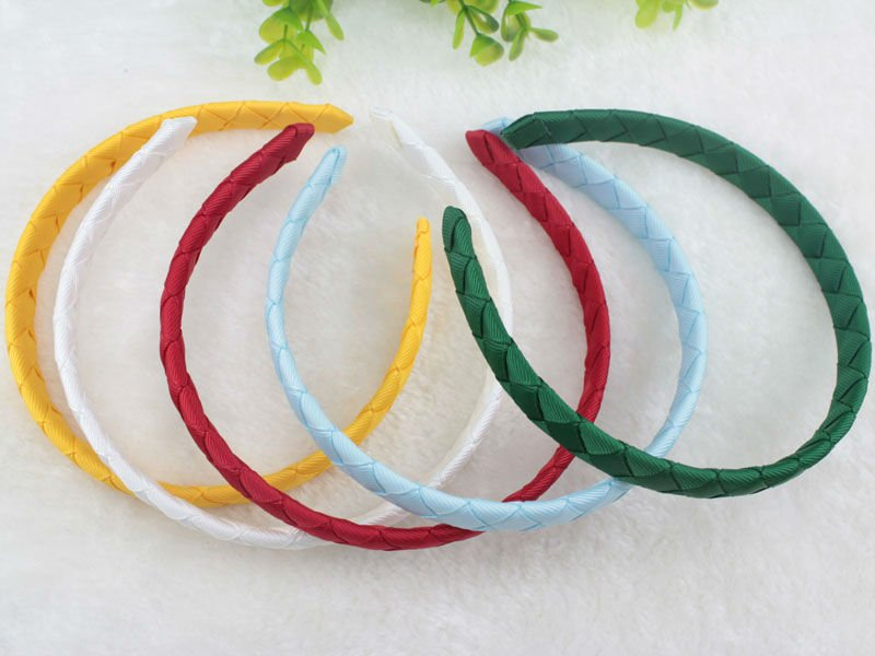 2016 New products headband,solid color hair band
