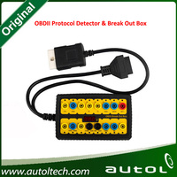 OBDII Protocol Detector & Break Out Box OBDII key programming and chip tuning tool with best price