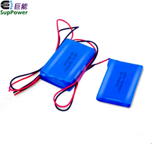 Suppower 100% professional best selling li-ion battery 3.6v 1400mah rechargeable lipo battery