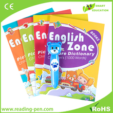 Factory Supply New Books english zone reading pen