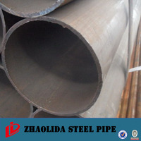 BS1387 class A/B/C building material steel pipe for construction