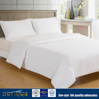 Plain Washable Cotton Bedspread For Home/Hotel