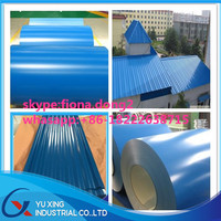 Roof Steel Building Metal Material Color Corrugated Roof Sheets Metal Roofing Sheets Pre Painted Galvanized Steel