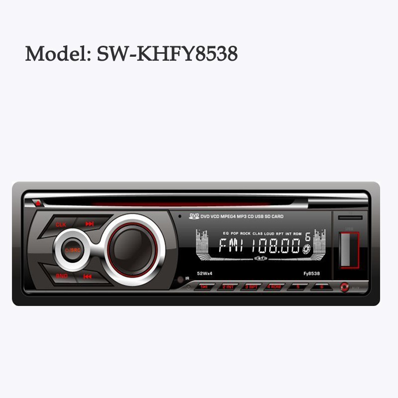 2017 Newest most popular cheap price car mp3 music player