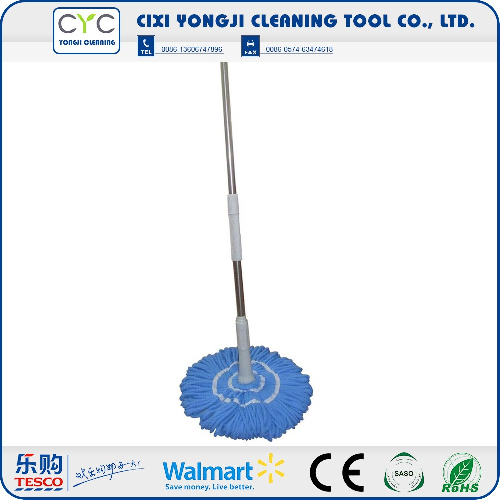 Magic rotating 360 degree super easy cleaning spray mop