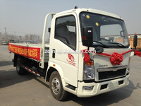 Sinotruck howo mini semi trucks for sale