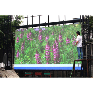 3-year warranty Hot sales 1080p full hd P10 outdoor 10ft x 12ft led advertising display screen