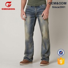 Wholesale mumbai jeans pants famous brand voguish used regular fit mens jeans