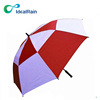 Variety color type durable wind resistant golf umbrella