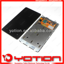 Original lumia 800 lcd for nokia compatible lcd