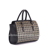2014 new arrival brand name ladytote hand bag with gold metal eyelets decoration drawstring bag made in China manufacture