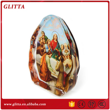 YX017 Hot sale ,Religious crystal ornaments,Religious Favor