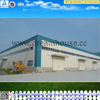Steel Structure Warehouse Warehouse Management System