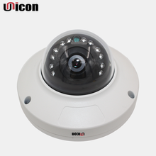 Unicon Vision OEM CE FCC RoHS H.264 Indoor Vandalproof Dome CCTV HD 4MP Mini IP Camera Module