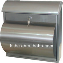 Foshan JHC-2089S Stainless Steel Mailbox/Letterbox/Post box