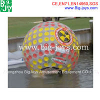 2013 most popular PVC & TPU inflatable water zorb ball for sale