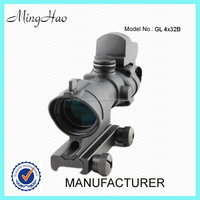 Factory made Light Control gun scope for hunting