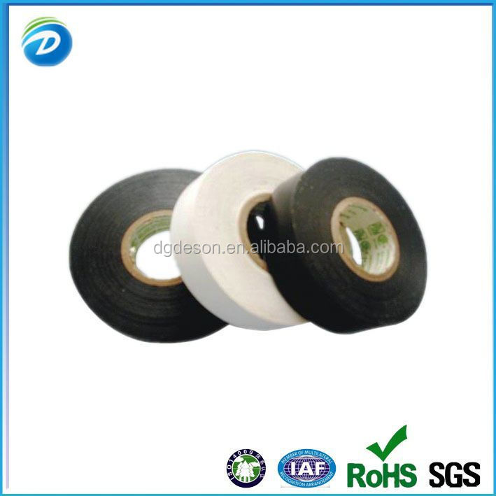 Electrical Insulation Floor Marking PVC Duct Wrapping Tape