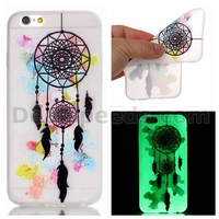 Glowing TPU Housing Luminous Case for iPhone 5 SE/5S/5 Case - Love to Learn