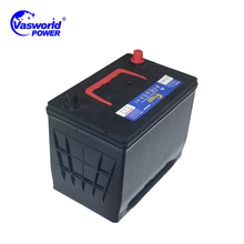 On Sale BCI Series Zero Charge 12v 75ah Car Battery 600 CCA