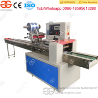 Automatic Horizontal Wafer Biscuit Packing Machine