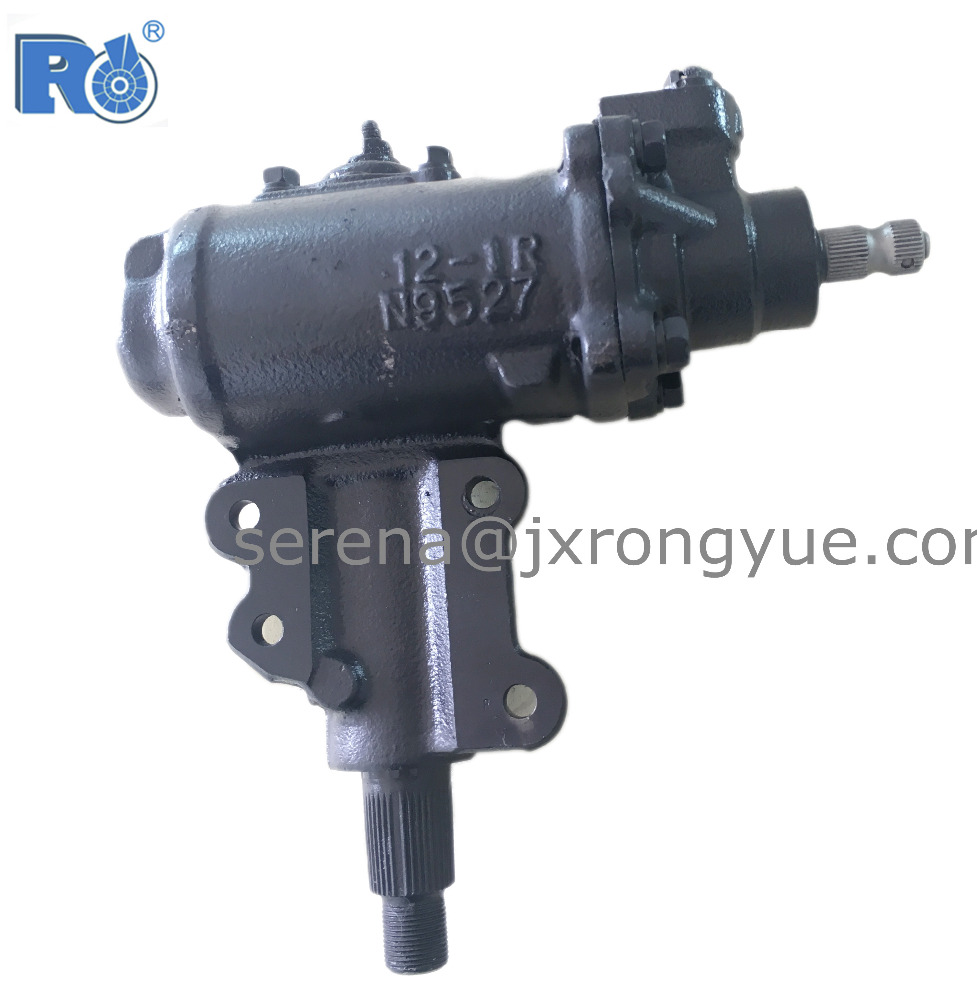 LHD OEM Hydraulic Power Auto Steering Gearbox For ISUZU Pickup , JMC OEM 897109986 , 8970453450