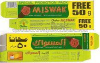 Miswak ToothPaste Special Promotion Pack 120gm + 50gm Free
