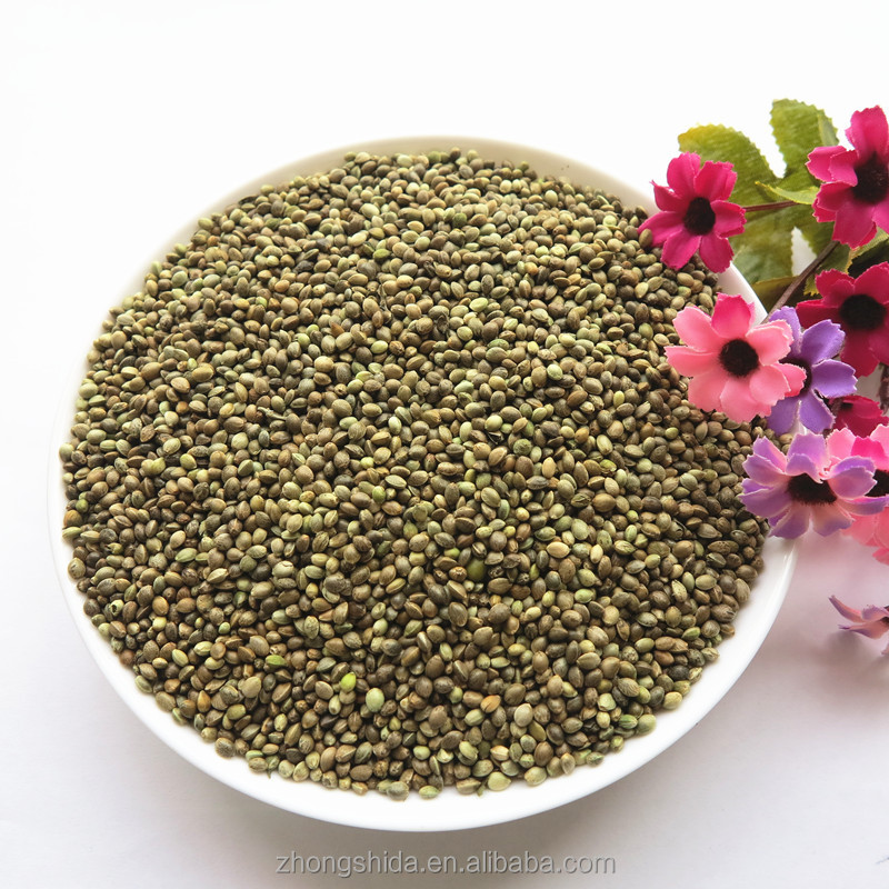 Conventional and Organic Hemp seeds