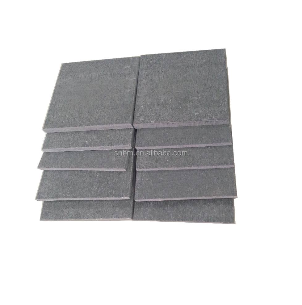 Waterproof High Desity Reinforced Exterior Compressed Fire Resistant 9mm Fiber Cement Board