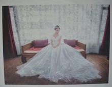 Handmade Wedding Gifts Pictures Canvas Wall Art Decor Custom Oil Painting from Photo