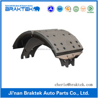 Auto parts semi-trailer 4516and 4516Q brake shoe assembly