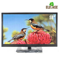 58 inch led tv second hand lcd tv for sale