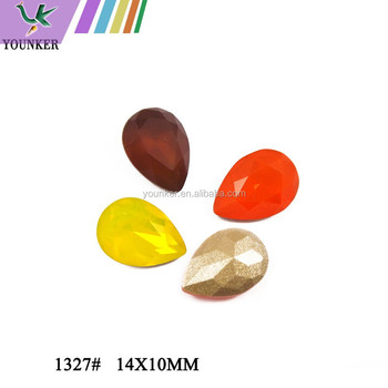 High Quality Different Size and Shape Glass Opal Stone
