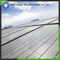 China Hebei HuaGui 250w poly solar panel for mobile home