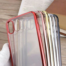 Ultra Thin Soft Mobile Phone Shell For Iphone 5 6 6sPlus 7 7Plus