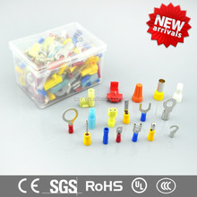 New arrived Free samples Solderless brass tube wire terminal
