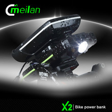 waterproof external usb battery charger Holder smartphone GPS Bike accessproes bicycle mount motorcycle