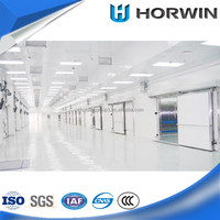 horwin food storage cold room (chill room) customized with hinged door