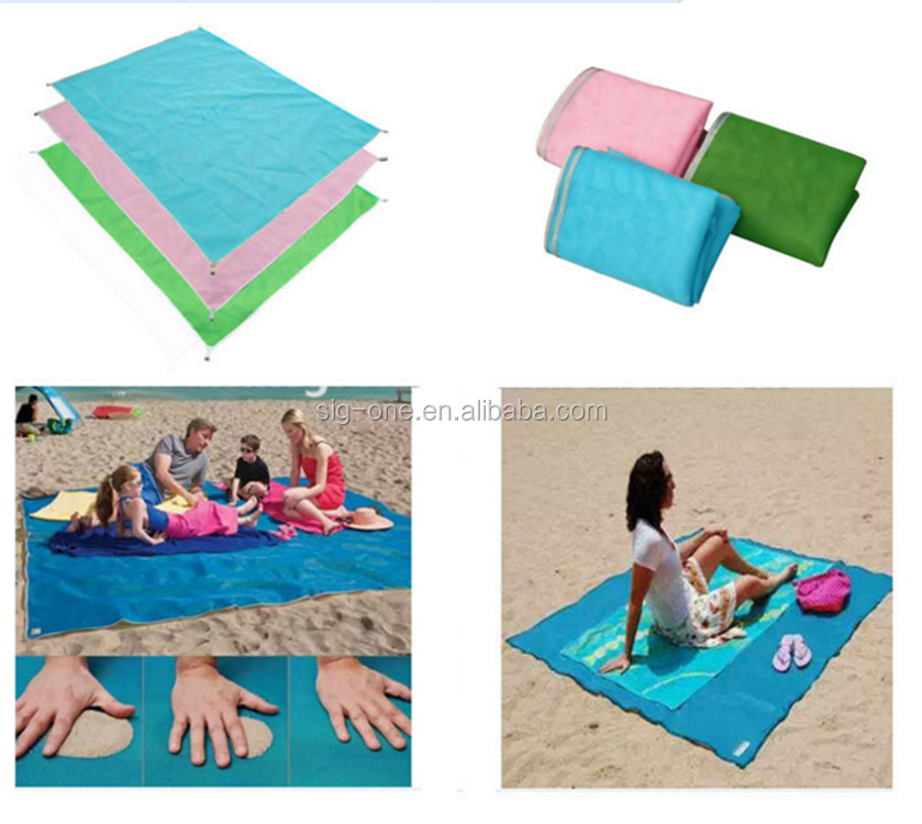 Hot Sell beach mat sand proof