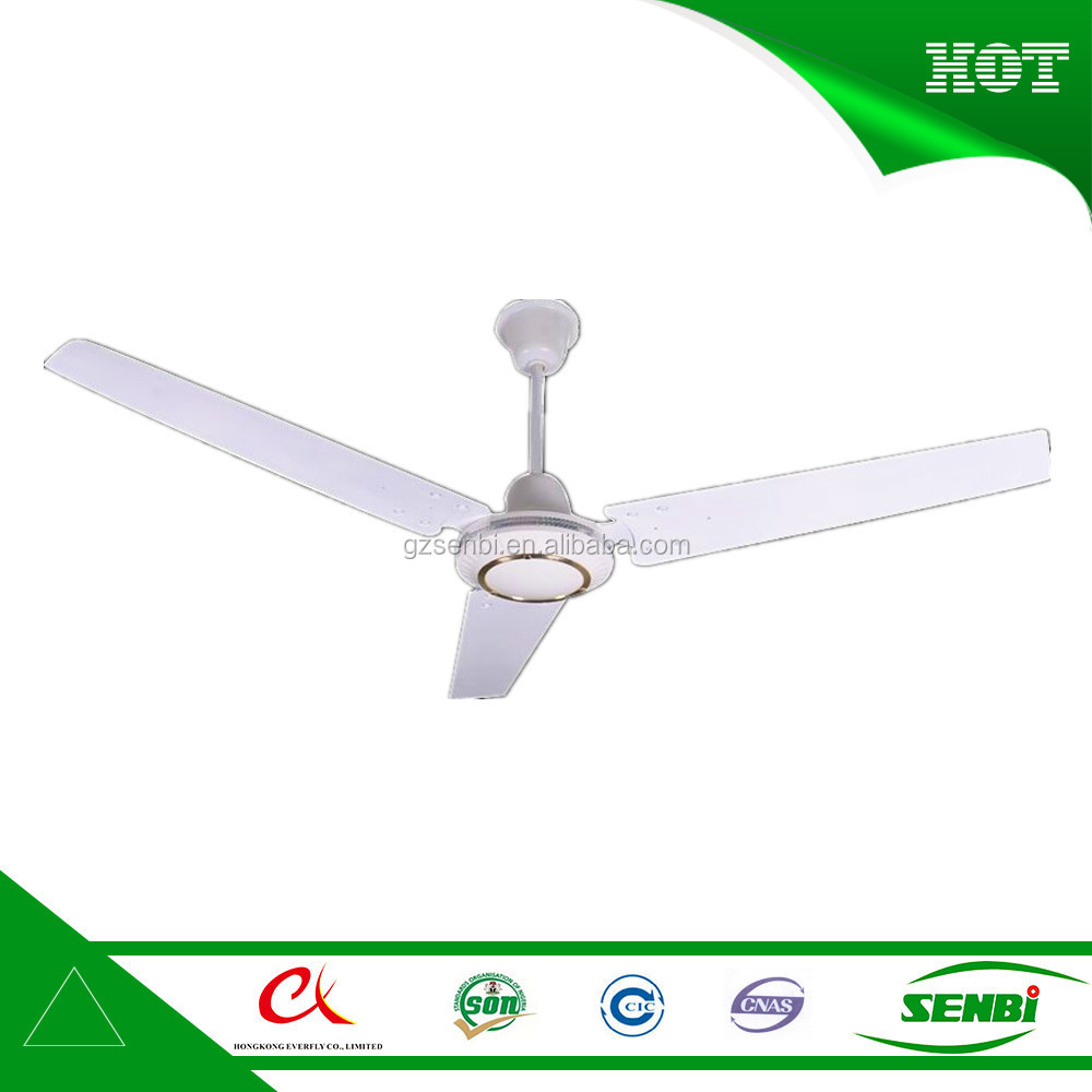 BLDC motor 56 inch oscillating ceiling mounted fans cooling