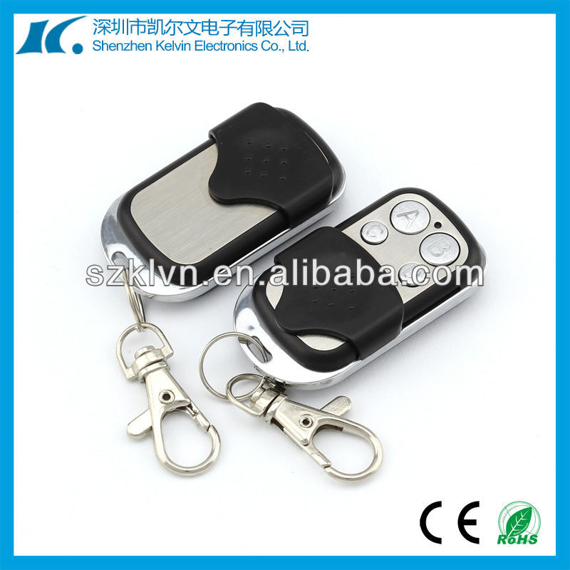 4-button wireless universal dc universal rf remote key fob KL180-4