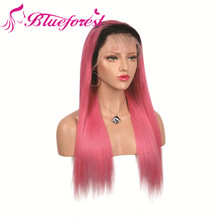 Most popular pink lace front wig , party wig for cosplay
