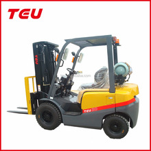 Petrol and LPG forklift 2 ton