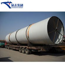 ASTM A160 Q345 Big Diameter Spiral Welded Steel Pipe for Water